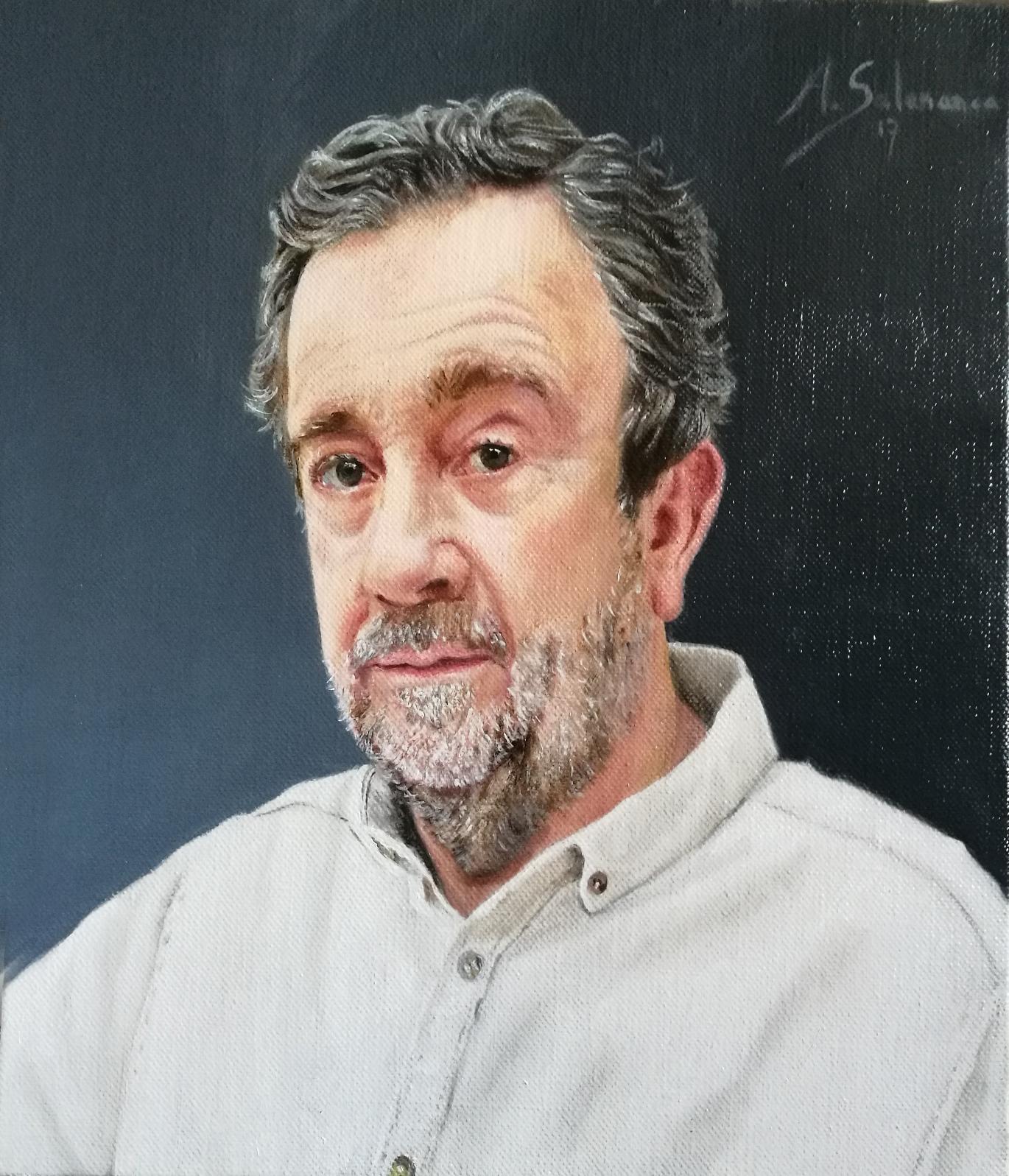 Retrato Javier